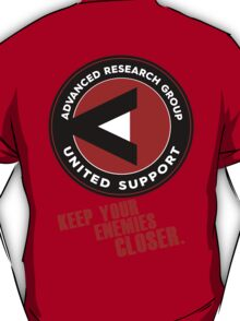 Advanced Research Group United Support T-Shirt