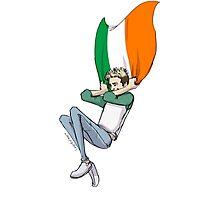 Irish Pride Photographic Print
