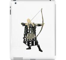 Legolas iPad Case/Skin