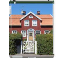Gated Yard iPad Case/Skin