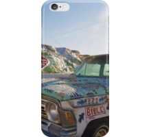 Salvation Mountain iPhone Case/Skin