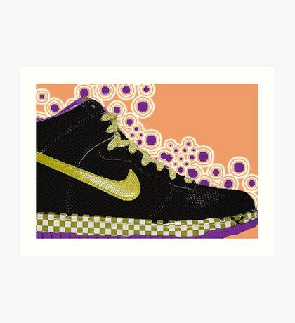 footwear Art Print