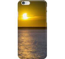Sunset Eclipse iPhone Case/Skin