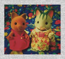 Sylvanian Families ~ Bright Cats Kids Clothes