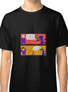 Whatever You Need for Comic Effect Classic T-Shirt