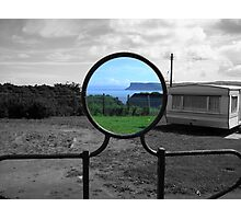 you've been framed Photographic Print