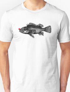 Rudolph the fish. T-Shirt