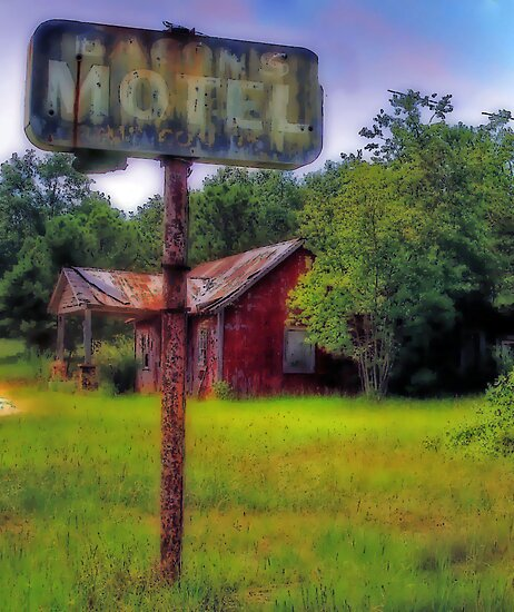 Bacon's Motel by phenson425