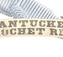 Nantucket Crochet Ride Sticker