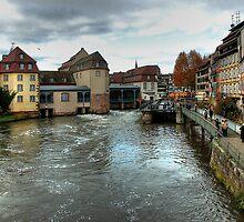 Strasbourg III by Xandru