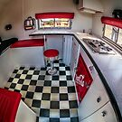 Fireball Interior by Steve Walser