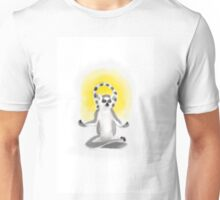Zen Lemur Unisex T-Shirt