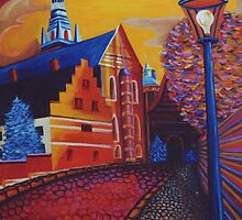 Danish Castle by Jill Mattson
