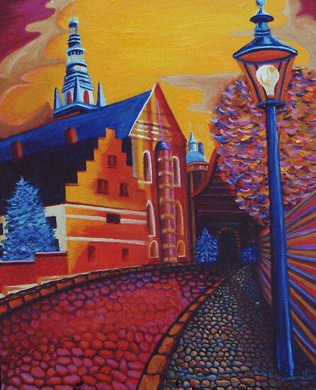 Danish Castle by Jill Mattson