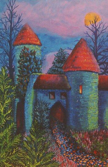 Estonian Adventure by Jill Mattson