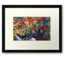 Fall's Spirit Alive Framed Print