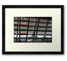 POPS on 66 Framed Print