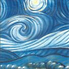Starry Night Mural @ Venice Beach by RobynLee