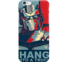 Optimus Prime - Change iPhone Case/Skin