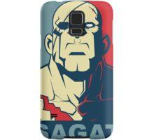 Sagat, Street Fighter Samsung Galaxy Case/Skin