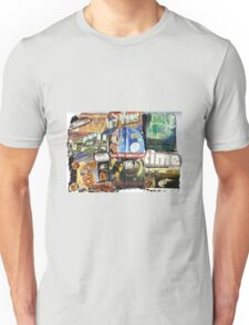 Travel Back In Time Unisex T-Shirt