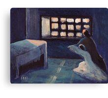 Hopeless dawn Canvas Print