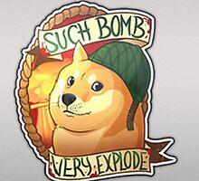 Doge, the bomb expert. CSGO by endgameendeavor