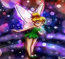 The magic of pixie dust! by Momoaiko
