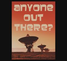 Anyone out There? by Alan Copson