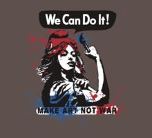 We Can Do It by Ironic