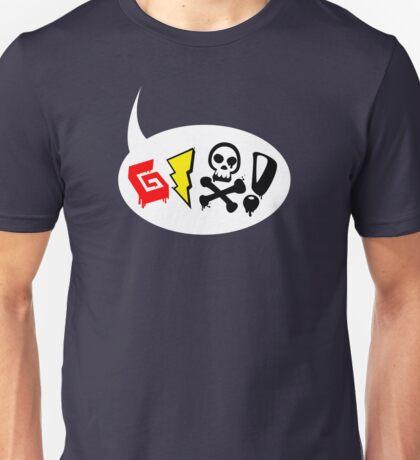 Say Unisex T-Shirt