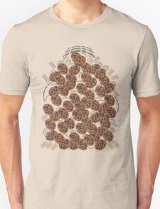 I Love Chocolate Chip Cookies T-Shirt