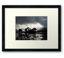 Killarney Lake Framed Print