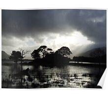 Killarney Lake Poster