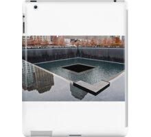 WTC Memorial iPad Case/Skin
