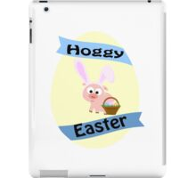 Hoggy Easter!  iPad Case/Skin
