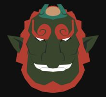 Ganon / Ganondorf (The Legend of Zelda, The Windwaker) by ThatsMyTrunks