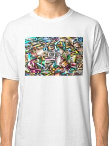 The illusion of City life Classic T-Shirt