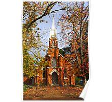 Uniting Church - Bright Poster