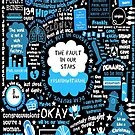 Fault In Our Stars - Iphone Case by sullat04
