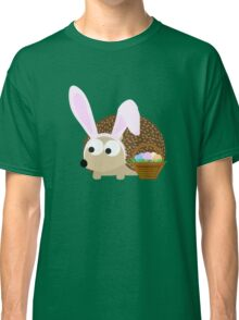 Cute Easter Hedgehog Classic T-Shirt