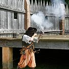 Musket Fire! by Patricia Montgomery