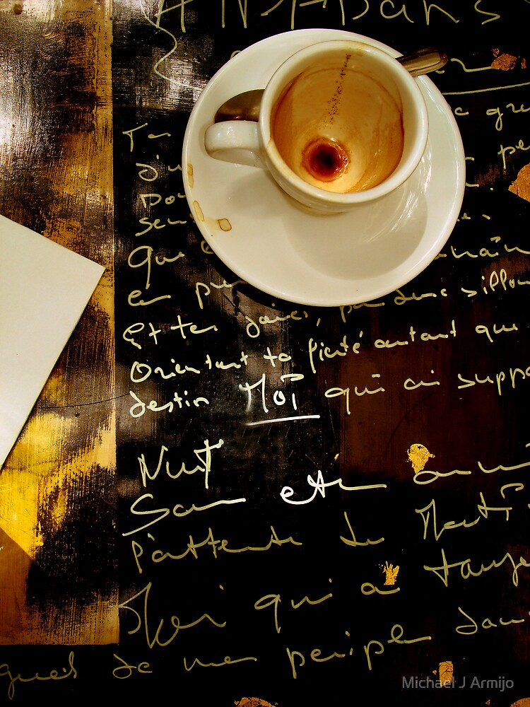 Write To Me (in any language) by Michael J Armijo