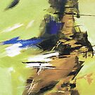 Soothing Abstract by Anil Nene