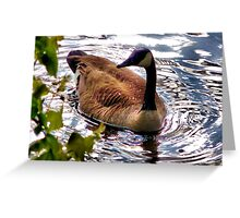 MOTHER GOOSE Greeting Card