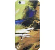 Soothing Abstract iPhone Case/Skin