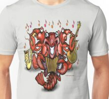 Crawfish Band Unisex T-Shirt