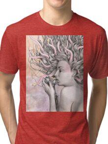 Medusa's Lament  Tri-blend T-Shirt