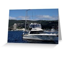 photoj Tasmania Hobart Greeting Card