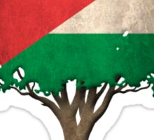 Tree of Life with Palestinian Flag Sticker